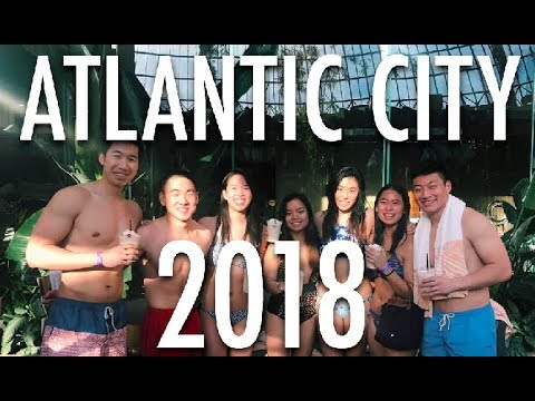 Atlantic City ROAD TRIP 2018