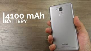 Asus Zenfone 3 Max review in 4 minutes
