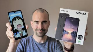Nokia 1.3 - Unboxing & Full Tour - Android Go, Sub-£100