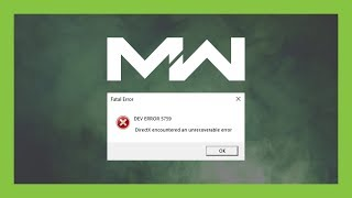 FIX Modern Warfare Not Starting | Reset graphics settings & More