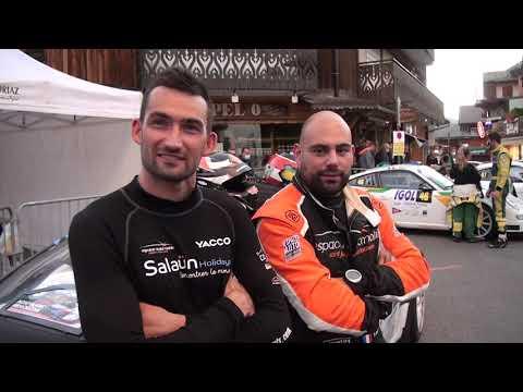 Rallye Mont-Blanc Morzine 2020, avec Cosson Sport Events