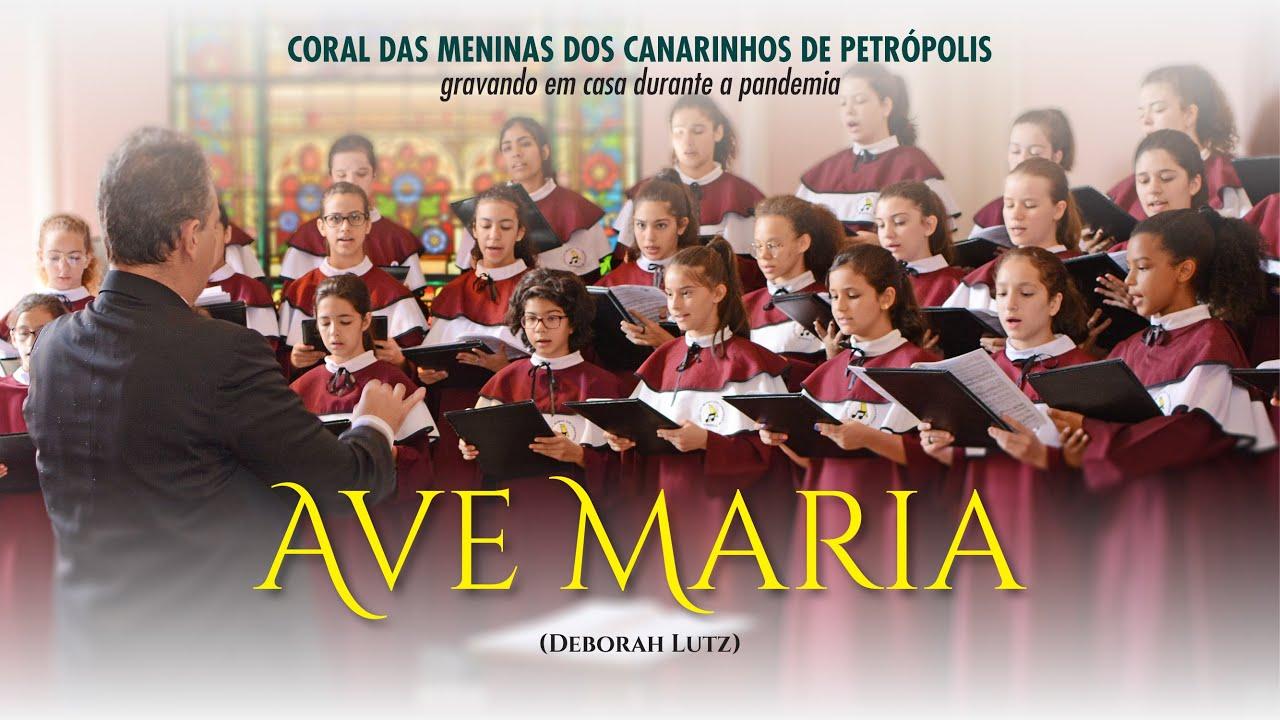 Ave Maria (D. Lutz) | Coral das Meninas dos Canarinhos de Petrópolis