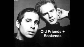 Old Friends + Bookends - Simon and Garfunkel