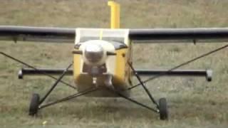 windy test flight