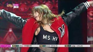 【TVPP】NICOLE - MAMA, 니콜 - 마마 @ Show Music Core Live