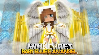 Minecraft Little Kelly : BABY ELLIE IS AN ANGEL! (Roleplay)