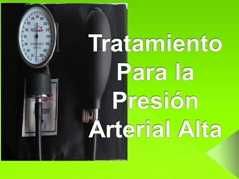 Hipertensión diferentes presiones