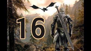 Приключения мечника в мире Скайрима (РЕДОН+куча модов) #13 Мертвая лошадь ожила!!