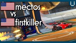 Mectos (Rank 3 NA) Vs Firstkiller | Rocket League 1v1