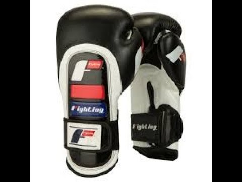 Worst Gloves Ever? Fighting Sports Review