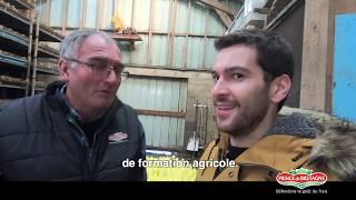 <strong>Evan de Bretagne</strong><br>Contribuer au développement de la production biologique