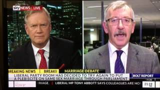 Bolt & Middleton: AMA misleads on gay 'marriage'