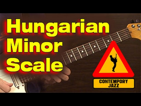 Hungarian Minor Scale in Contemporary Music - Part One | Guitar