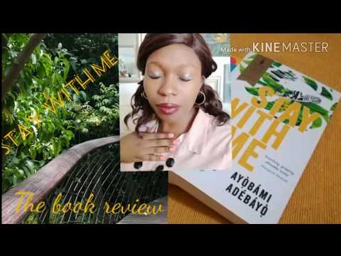 AFRICAN LITERATURE VLOG | STAY WITH ME~THE BOOK REVIEW