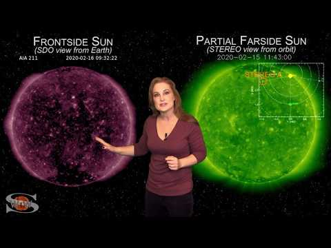 Solar Storm Forecast Alert – February 20, 2020 at 07:34PM