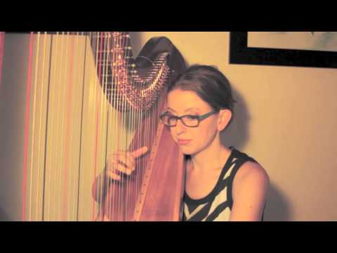 "Sam Smith's ""Stay With Me"" for solo harp"