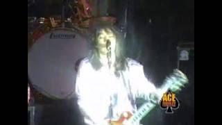 ACE FREHLEY Shot Full Of Rock live at Hammerjacks 1992 by Bill Baker