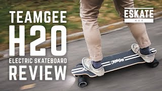 Teamgee H20 Review - How Is This Deck So Good?