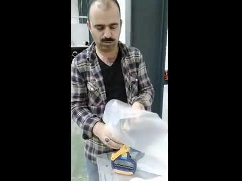 Green Plast - İstixana filmi məhsulu sınağı