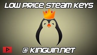 [How To] Buy Steam Games for Low Prices At Kinguin.net