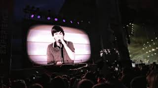 Two Of Us By Louis Tomlinson At The CCME Madrid