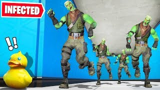 *NEW* Prop Hunt INFECTED Gamemode! (Fortnite Creative)