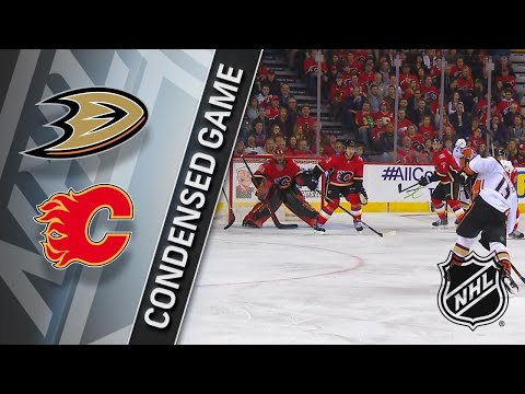 01/06/18 Condensed Game: Ducks @ Flames
