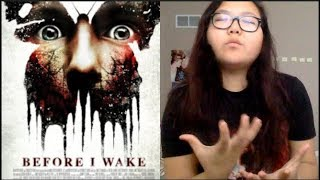 BEFORE I WAKE SPOILER MOVIE REVIEW!!!