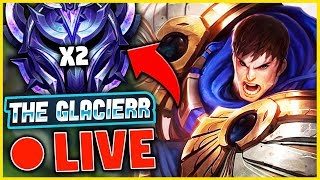 🔴 THEGLACIERR LIVESTREAM | LEARN TO CLIMB AND CARRY EVERY GAME (TOP LANE) - League of Legends