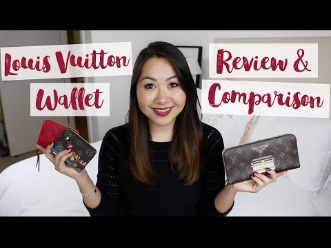 Louis Vuitton Wallet Review & Comparison: Zippy Coin Purse and Insolite