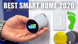 Best Smart Home Tech Tour At CES 2020!