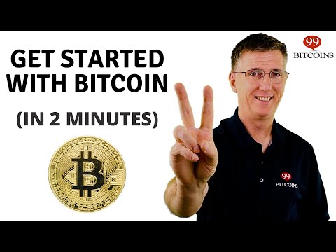 How to Get Started with Bitcoin (2021 updated)