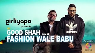 Fashion Waley Babu Ft BADSHAH  Amrit Raj Gupta