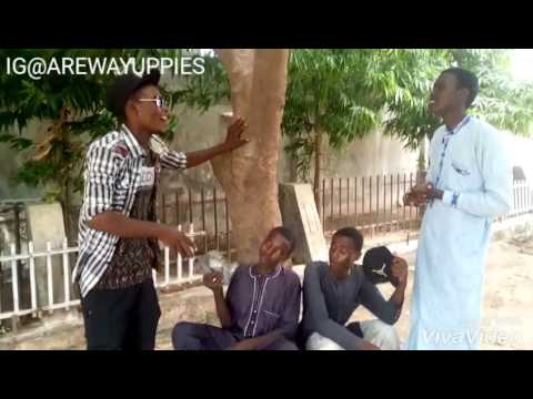 Hausa comedy Arewayuppies  10