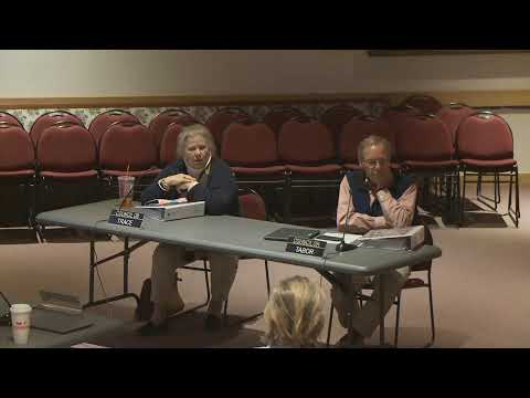 5.24.2021 City Council Work Session: Budget Review
