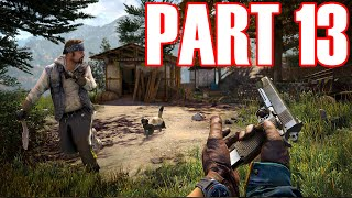 Far Cry 4 Gameplay Walkthrough Part 13 - STRUGGLE IS REAL!    Walkthrough From Part 1 - Ending