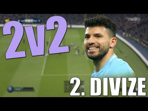 JAK KOBLIH DO DRUHÉ DIVIZE DOŠEL... | 2v2 | FIFA 19 | CZ/SK