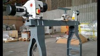 Токарный станок FDB Maschinen MCF 1643 от компании ПКФ «Электромотор» - видео