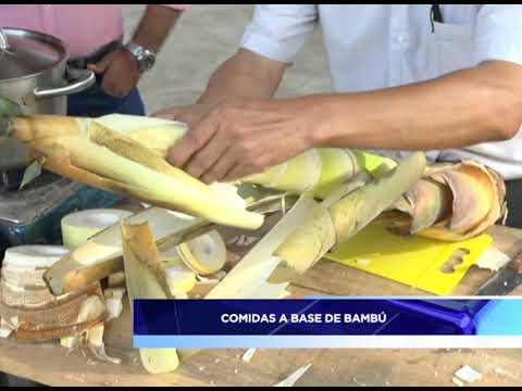 Comida de bambú, conozca cómo se hace y qué beneficios tiene para la salud.