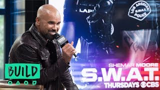 """Shemar Moore Chats About The Second Season Of CBS' """"S.W.A.T."""""""