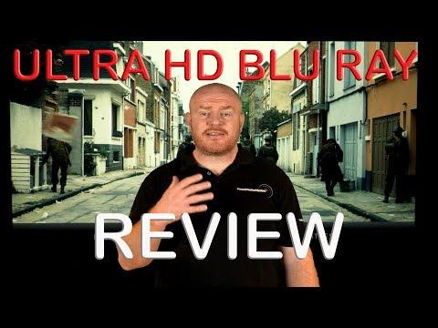 Dunkirk Ultra HD 4k Blu Ray Review Spoiler Free Home Cinema