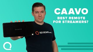 Caavo Review | Best Universal Remote for Streaming?