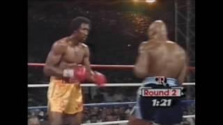 Легендарные бои — Хаглер-Хёрнс (Бой года-85) | FightSpace
