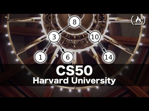 Data Structures - Intro to Computer Science - Harvard's CS50 (2018 ...