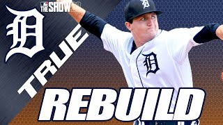 2022 Offseason - Were READY!!! | DETROIT TIGERS TRUE REBUILD | MLB The Show 20 Franchise Part 8