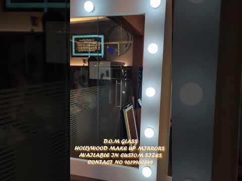 Hollywood Vanity Mirror