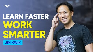 Unleash Your Super Brain To Learn Faster | Jim Kwik