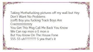 J-Kwon - Musty Interlude I Lyrics