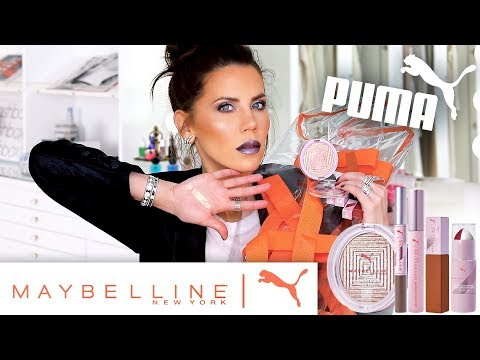 PUMA x MAYBELLINE Collection ... Ummm Okay