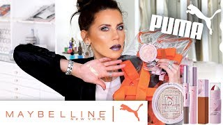 PUMA x MAYBELLINE Collection ... Ummm Okay